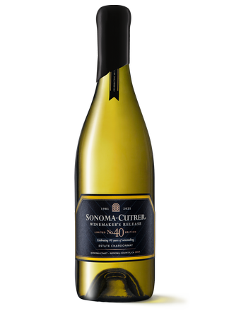 2019 40th Anniversary Chardonnay, Winemaker's Release 750ml
